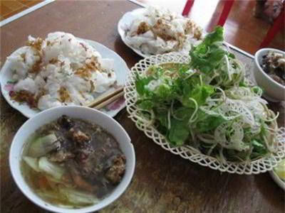 banh cuon cha phu ly