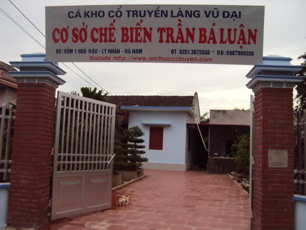 co so ca kho lang vu dai tran luan